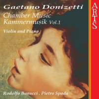 Donizetti - Chamber Music, Vol. 1