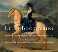 Boccherini: Six Quartets
