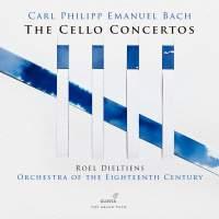 CPE Bach: The Cello Concertos
