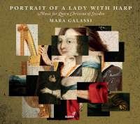 Portrait of a Lady with Harp Galassi
