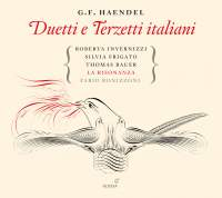Handel: 'Duetti e terzetti italiani'