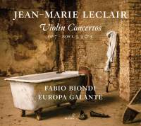 Jean-Marie Leclair: Violin Concertos
