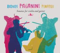Paganini: Sonatas for Violin & Guitar