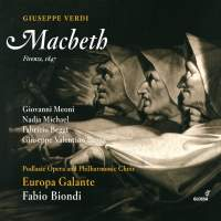 Verdi: Macbeth (Firenze, 1847)