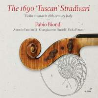 The 1690 Tuscan Stradivari
