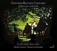 Giovanni Battista Costanzi: Cello Symphonies