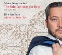 JS Bach: Solo Cantatas for Bass