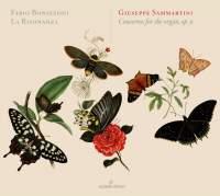 Sammartini, G: Concertos for the organ, Op. 9