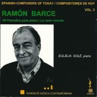 Spanish Composers of Today, Vol. 4 - Ramón Barce