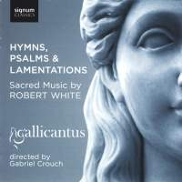 White - Hymns, Psalms and Lamentations