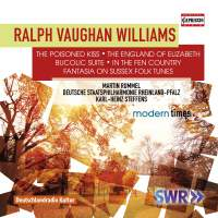 Vaughan Williams: Fantasia on Sussex Folk Tunes and other works