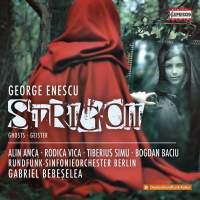 Enescu: Strigoii (Ghosts)