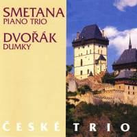 Smetana and Dvorak Piano Trios