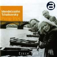 Mendelssohn and Tchaikovsky Piano Trios