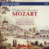 Mozart: Salzburg Symphonies & other orchestral works