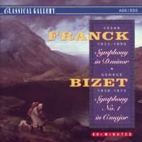 Franck & Bizet: Symphonies
