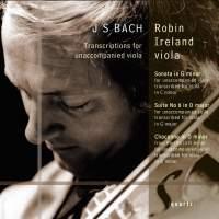Bach Transcriptions For Unaccompanied Viola