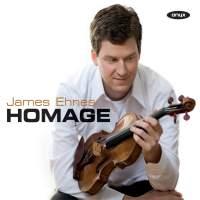 James Ehnes - Homage (CD/DVD)