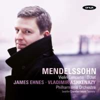 James Ehnes plays Mendelssohn
