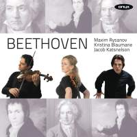 Beethoven: Duos for viola and violin, Trio, Cello Sonata No.5