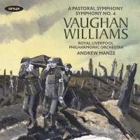 Vaughan Williams: Symphonies Nos. 3 & 4