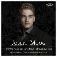 Joseph Moog plays Brahms & Strauss