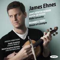 Aaron Jay Kernis & James Newton Howard: Violin Concertos