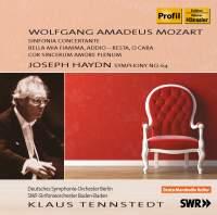 Klaus Tennstedt conducts Mozart & Haydn
