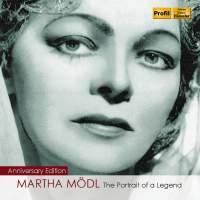 Martha Mödl: The Portrait of a Legend