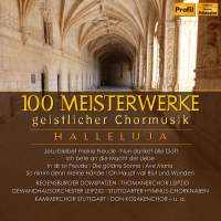 100 Sacred Choral Masterpieces