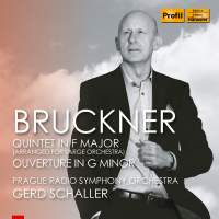 Bruckner: Quintet in F Major (arranged for large orchestra)