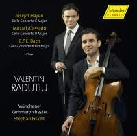 Haydn, Mozart/Cassadó & CPE Bach: Cello Concertos