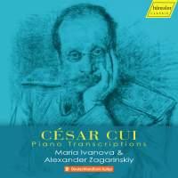 César Cui: Piano Transcriptions
