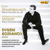 Mozart & Shostakovich: Piano Concertos