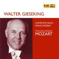 Mozart: Complete Solo Piano Works