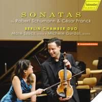 Schumann & Franck: Sonatas