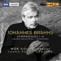 Brahms: Symphonies Nos. 1-4, Variations on a Theme by Haydn & Overtures