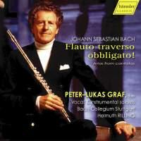 JS Bach: Flauto Traverso Obbligato! Arias from Cantatas