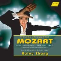 Haiou Zhang plays Mozart