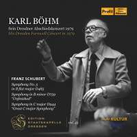 Karl Böhm: His Dresden Farewell Concert in 1979