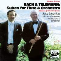 Bach & Telemann: Suites for Flute & Orchestra