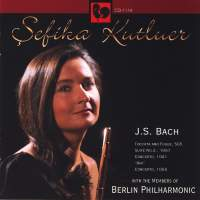 Sefika Kutluer plays Bach, Orchestral Works