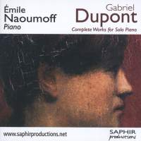 Dupont: Complete Works for Solo Piano