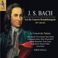 Bach - Les Six Concerts Brandenbourgeois