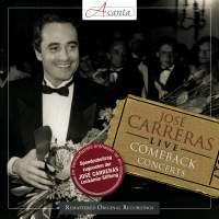 José Carreras Live - The Comeback Concerts