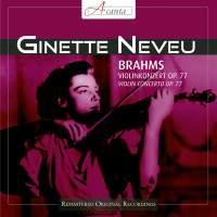 Brahms: Violin Concerto in D major, Op. 77