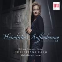 Heimliche Aufforderung: Lieder by Richard Strauss