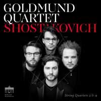 Shostakovich: String Quartets Nos. 3 and 9