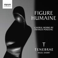 Figure Humaine, Mass in G and other choral works