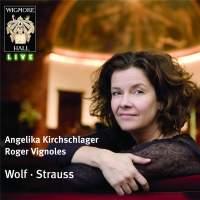 Angelika Kirchschlager: Wolf & Strauss